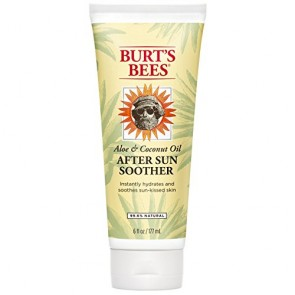 Burt's Bees Aloe & Linden Flower After Sun Soother , 6.0 oz