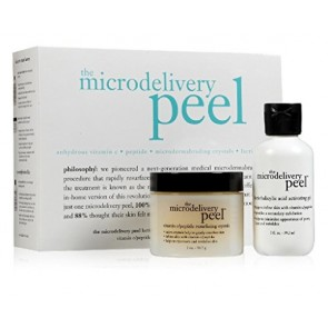 Philosophy The Microdelivery In-Home Vitamin C Peptide Peel  for Women