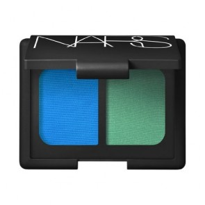 Nars Duo Eyeshadow  - Mad Mad World - Blue/Green for Women, 0.14 oz