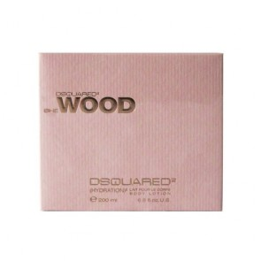 Dsquared2 Dsquared She Wood Body Lotion  for Women, 6.8 oz