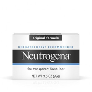 Neutrogena Original Formula Transparent Facial Bar , 3.5 oz