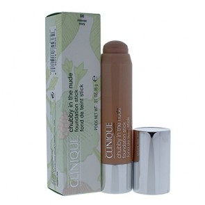 Clinique Chubby In The Nude Foundation Stick  - 06- Intense Ivory for Women, 0.21 oz