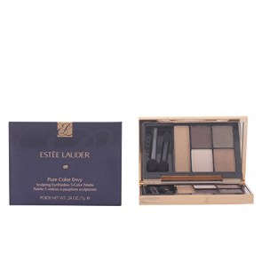 Estee Lauder Pure Color Envy Sculpting Eyeshadow 5 Color Palette -  Fierce Safari for Women, 0.24 oz