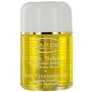 Clarins Relax Body Treatment Oil , 3.3 oz