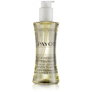 Payot Huile Fondante Demaquillante Milky Cleansing Oil  for Women, 6.7 oz