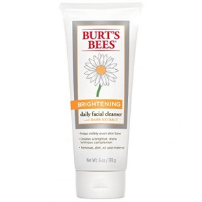Burt's Bees Brightening Daily Facial Cleanser , 6 oz