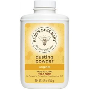 Burt's Bees Baby Bee Dusting Powder  for Kids, 4.5 oz