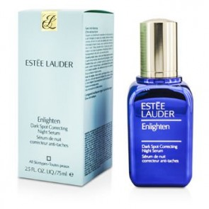 Estee Lauder Enlighten Dark Spot Correcting Night Serum , 2.5 oz