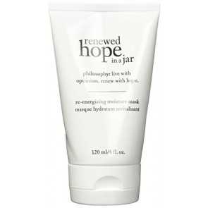 Philosophy Renewed Hope In A Jar Re-Energizing Moisture Mask for Women, 4 oz