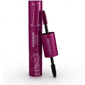 CoverGirl Bombshell Volume Waterproof Mascara - 800 Very Black for Women, 0.66 oz