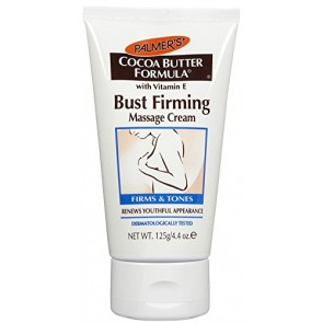 Palmer's Cocoa Butter Formula Bust Cream With Vitamin E Collagen And Elastin , 4.4 oz