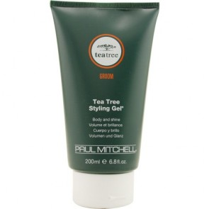 Paul Mitchell Tea Tree Firm Hold Gel  for Unisex