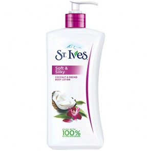 St. Ives Naturally Indulgent Coconut Milk & Orchid Lotion , 21 oz