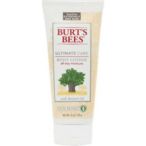 Burt's Bees Ultimate Care Body Lotion , 6.0 oz