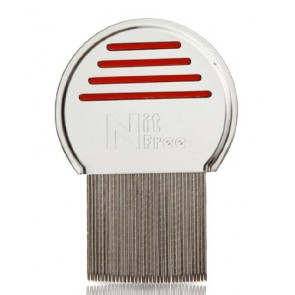 Fairy Tales Terminator Metal Lice Comb  for Kids