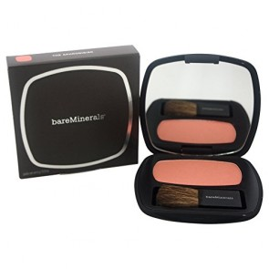 Bareminerals Ready Blush Powder - Peachy Coral for Women, 0.21 oz
