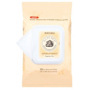 Burt's Bees Baby Bee Face & Hand Cloths  for Kids
