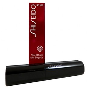 Shiseido Veiled Rouge Lipstick  - RS308 Sole for Women, 0.07 oz