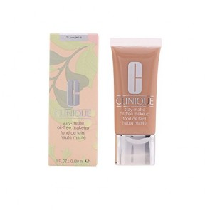 Clinique Stay Matte Oil Free Makeup - 11 Honey for Women, 1.0 oz