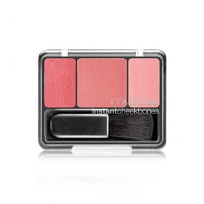 CoverGirl Instant Cheekbones Contouring Blush - 230 Refined Rose for Women, 0.29 oz