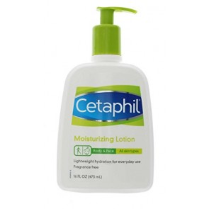 Cetaphil Moisturizing Lotion For All Skin Types , 16 oz