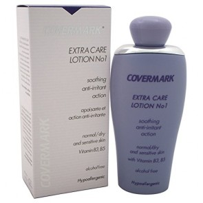 Covermark Extra Care Lotion No1 Soothing Anti-Irritant Action  for Women, 6.76 oz