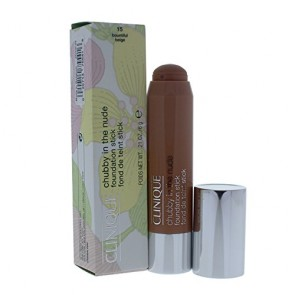 Clinique Chubby In The Nude Foundation Stick  - 15- Bountiful Beige for Women, 0.21 oz