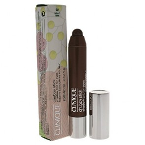 Clinique Chubby Stick Shadow Tint For Eyes  - 02 Lots o' Latte for Women, 0.1 oz