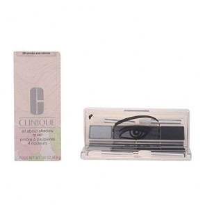 Clinique All About Shadow Quad Eyeshadow  - 09 Smoke and Mirrors for Women, 0.16 oz