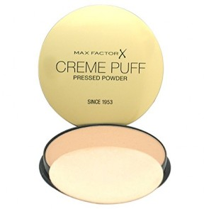 Max Factor Creme Puff Foundation - 59 Gay Whisper for Women, 21 g