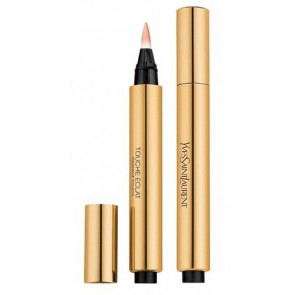 Yves Saint Laurent Touche Eclat Radiant Touch Concealer - 2 Luminous Ivory for Women, 0.1 oz