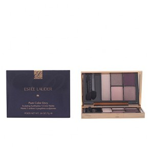Estee Lauder Pure Color Envy Sculpting Eyeshadow 5 Color Palette -  Currant Desire for Women, 0.24 oz