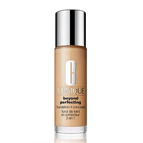 Clinique Beyond Perfecting Foundation+Concealer  - 23 Ginger for Women, 1.0 oz