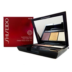 Shiseido Luminizing Satin Eye Color Trio  - Rd299 for Women, 0.10 oz