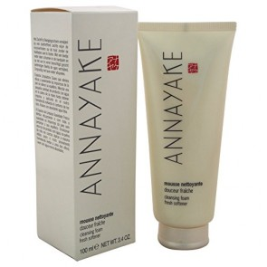 Annayake Cleansing Foam Fresh Softener  for Women, 3.4 oz