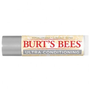 Burt's Bees Ultra Conditioning Lip Balm with Kokum Butter , 0.15 oz
