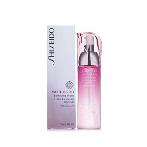 Shiseido White Lucent Brightening Luminizing Infuser Lotion , 5.0 oz