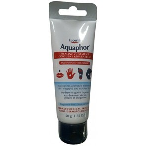 Eucerin Aquaphor Healing Ointment - For Dry Cracked Or Irritated Skin, 1.75 oz