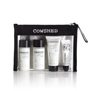 Cowshed Skincare Essential Starter Kit  for Women