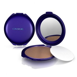 CoverGirl CG Smoothers Pressed Powder - 725 Translucent Tawny for Women, 0.32 oz