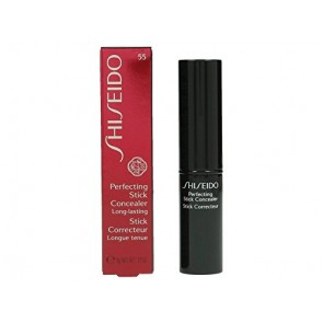 Shiseido Perfecting Stick Concealer Long Lasting - 55 - Medium Deep for Women, 0.17 oz