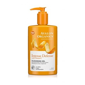 Avalon Organics Organics Vitamin C Refreshing Cleansing Gel , 8.5 oz