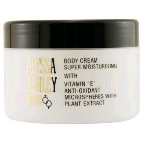 Dana Alyssa Ashley Musk Body Cream for Women, 8.4 oz