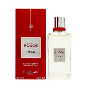 Guerlain Habit Rouge L'eau for Men