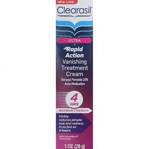 Clearasil Ultra Rapid Action Vanishing Treatment Cream , 1 oz