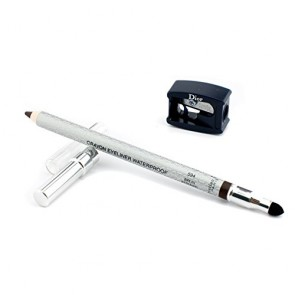 Dior Eyeliner Waterproof - 594 Intense Brown for Women, 0.04 oz
