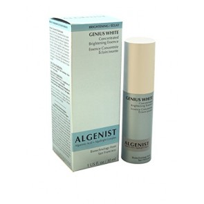 Algenist Genius White Concentrated Brightening Essence for Women, 1 oz