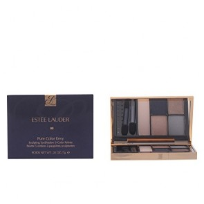 Estee Lauder Pure Color Envy Sculpting Eyeshadow 5 Color Palette -  Infamous Sky for Women, 0.24 oz