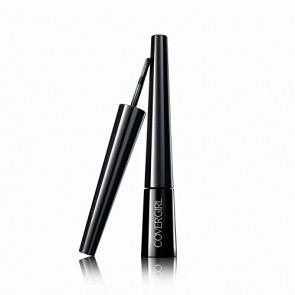 CoverGirl Bombshell Pow-Der Brow & Liner Eyebrow Powder - 800 Black for Women, 0.024 oz