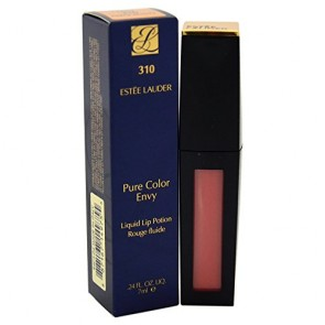 Estee Lauder Pure Color Envy Liquid Lip Potion Lip Gloss  - 310 Fierce Beauty for Women, 0.24 oz